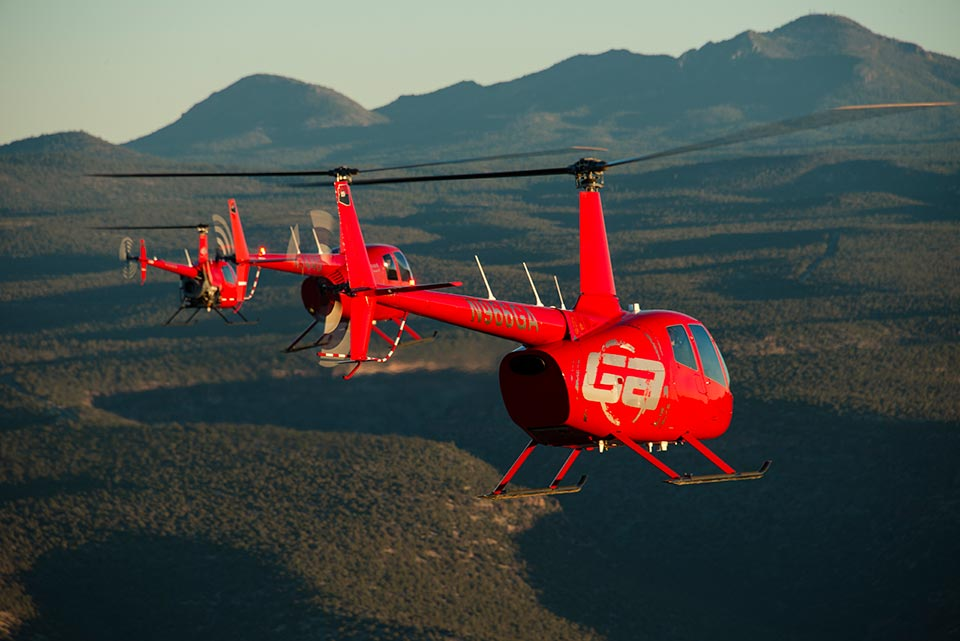 Guidance Aviation | The leader in helicopter flight training